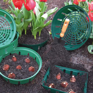 Planting & Storage Basket Round 26cm