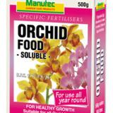 Manutec Orchid Food 500g