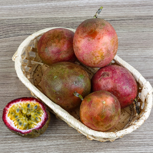 Passionfruit Panama Red