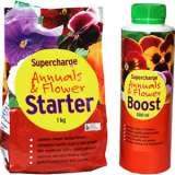 SUPERCHARGE ANNUALS & FLOWER STARTER 1kg