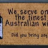 Serve_wine