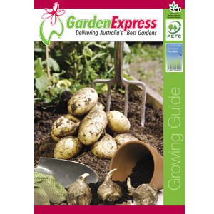 64 Page Garden Express Growing Guide