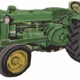 23-8051 John Deer Tractor