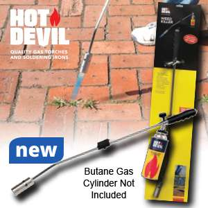 Hot Devil Heat Wand Weed Killer
