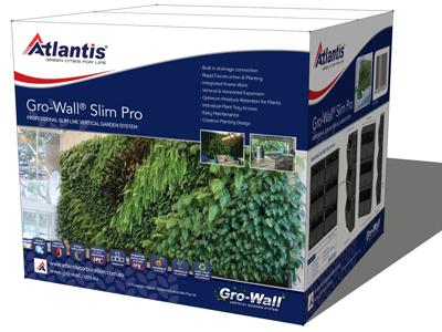 Atlantis Grow Wall Slim Pro