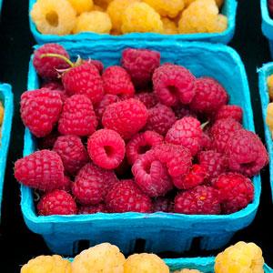 Raspberry Heritage