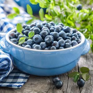 Blueberry Puru