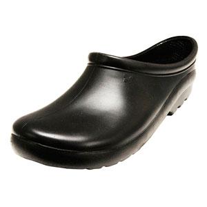 Sloggers Mens Premium Clog Black – Size 9