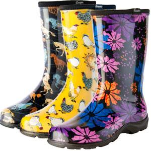 Sloggers Womens Splash Boot
