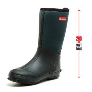 Sloggers Womens Slush Boot – Size 6, Green