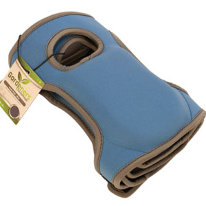 Gardeners Advantage Knee Pads- Blue