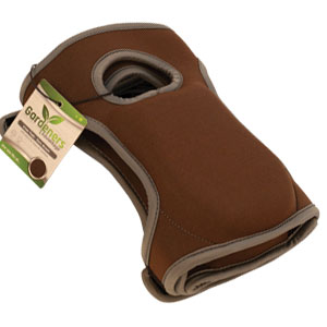 Gardeners Advantage Knee Pads- Brown