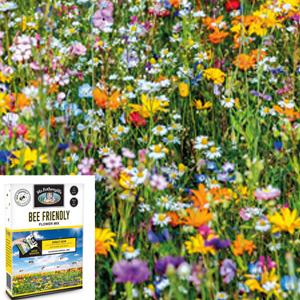 Seed- Bee Friendly Flower Mix Shaker