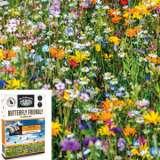 Seed – Butterfly Friendly Flower Mix Shaker