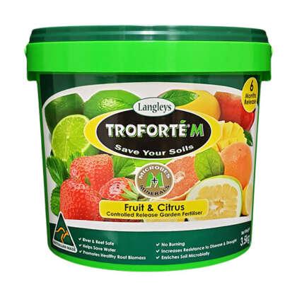 Troforte 3 5kg Fruit Citrus