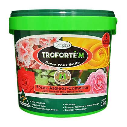 Troforte 3 5kg Rosesazaleascamellias