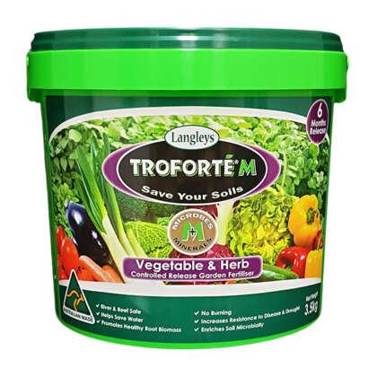 Troforte 3 5kg Vegitable Herbs