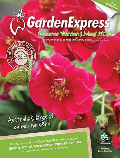 Summer 'Garden Living' 2020